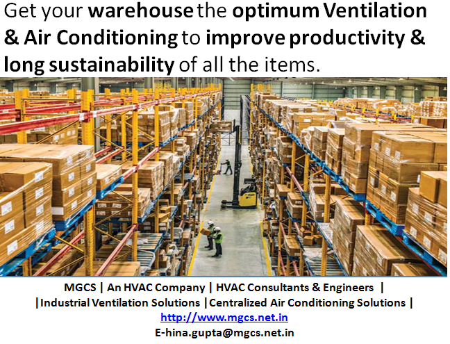 Warehouse ventilation Company