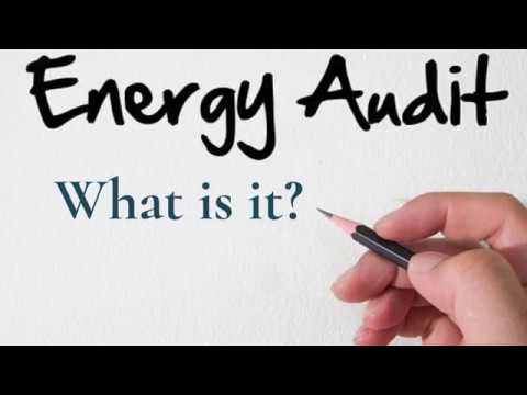 HVAC Energy Audit