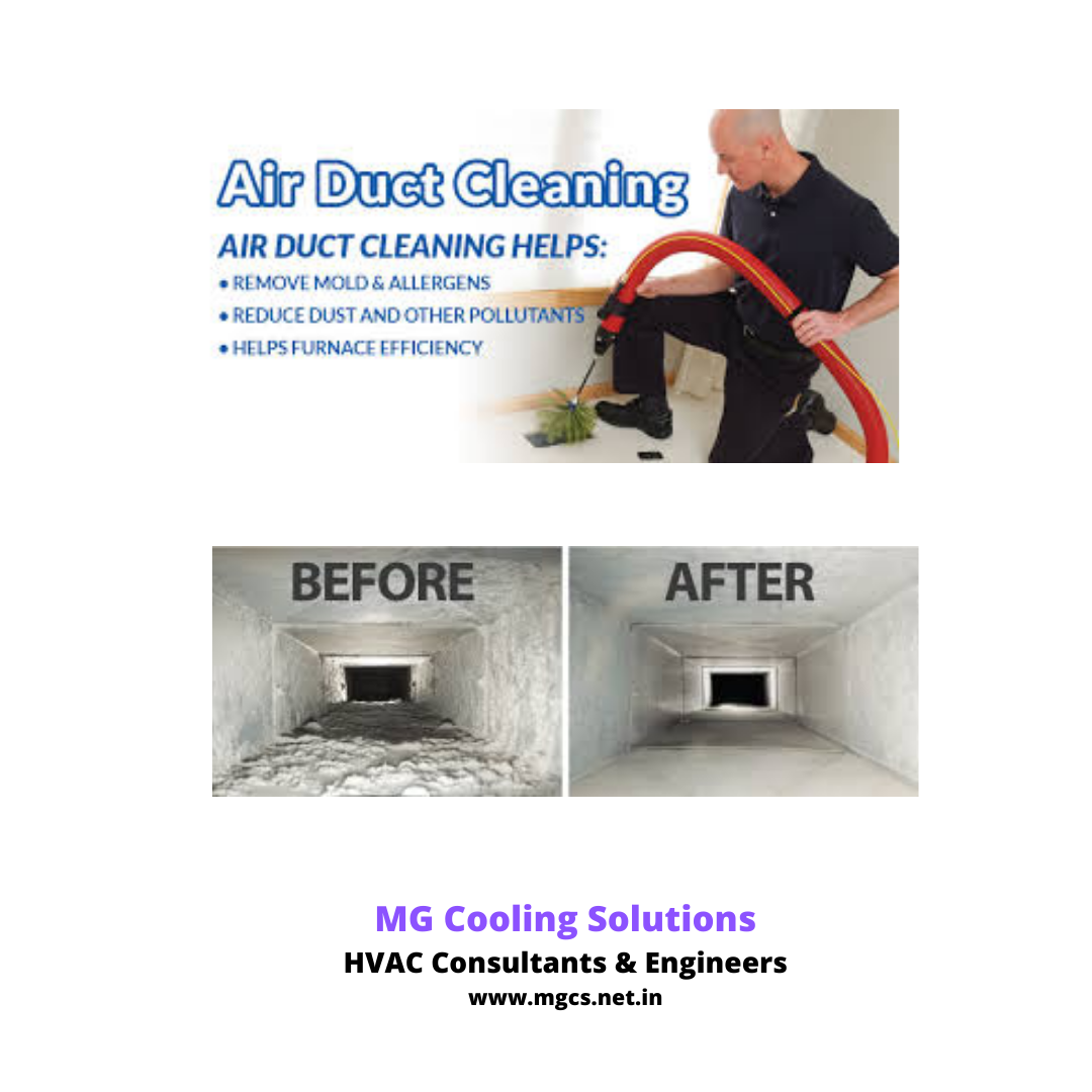 Air Duct Maintenance: Crucial for the health of your HVAC Systems