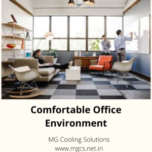 Comfortable cooling atmosphere by MG Cooling Solutions