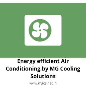 energy efficient Centralized Air Conditioning