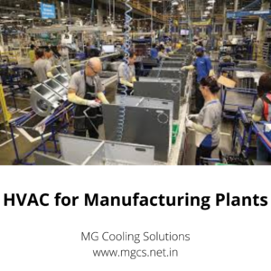 HVAC for Manufacturing Facilities
