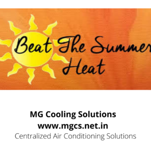 Centralized Air Conditioning to Beat the Heat
